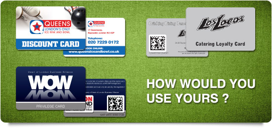 Loyalty Cards - How would you use yours?